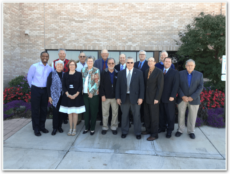 2016 BFI Board of Trustees